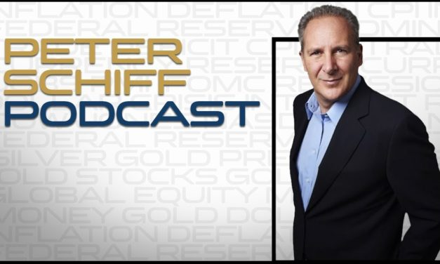 Peter Schiff says we are near the endgame