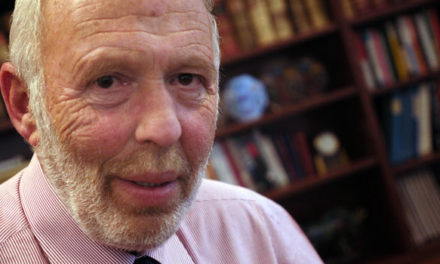 James Simons is forecasting volatility ahead
