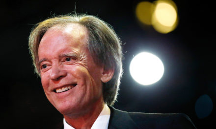 Bill Gross has been dethroned