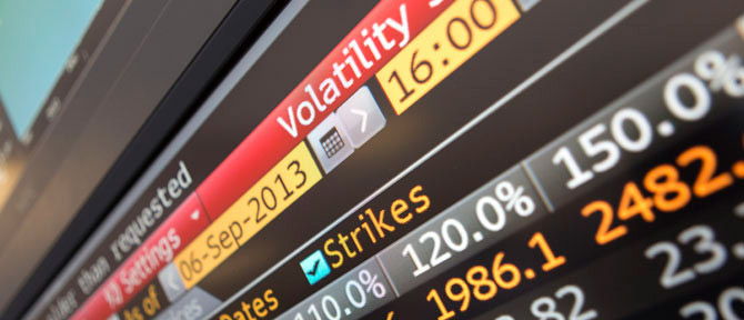 Jack Bogle's elevated volatility