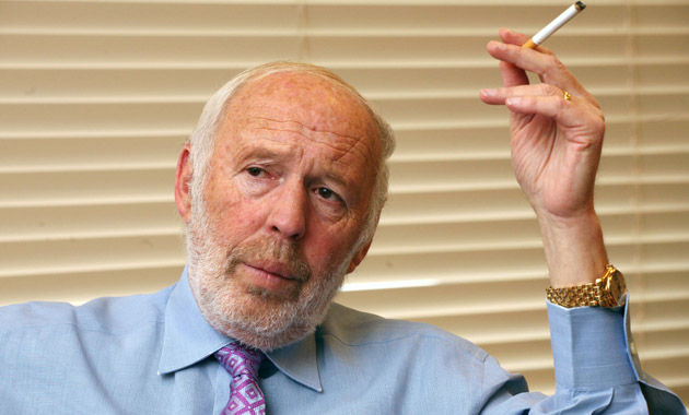 James Simons Renaissance Technologies tops earnings
