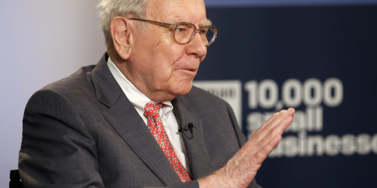 Warren Buffet Sells
