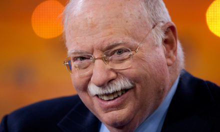 Michael Steinhardt banks on variant perception
