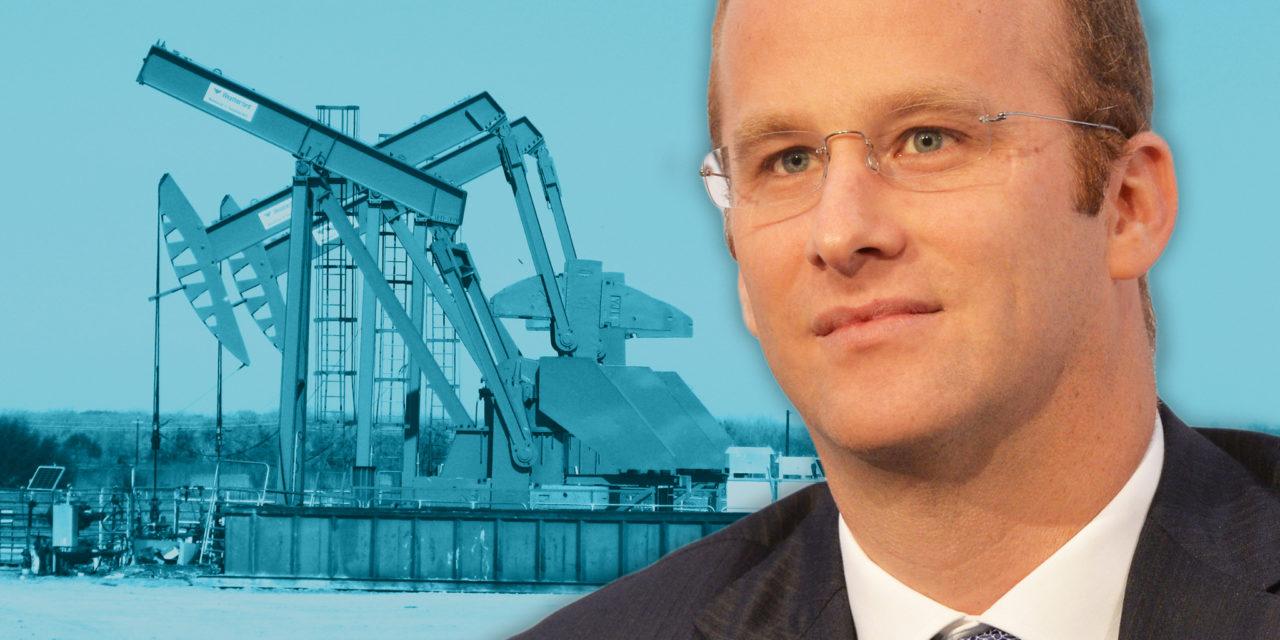 Pierre Andurand's bullish oil trade