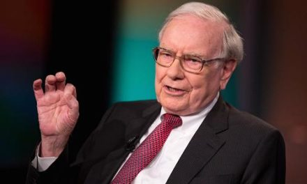 Warren Buffett warns