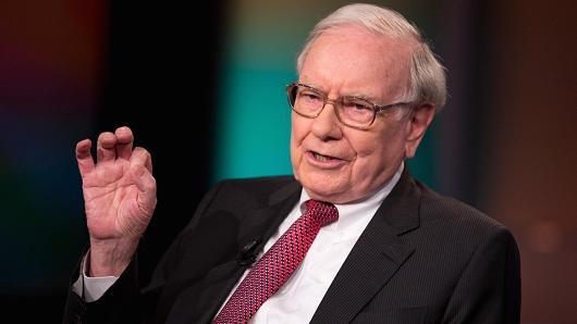 Warren Buffett warns