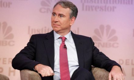 Ken Griffin's 2020 financial crash