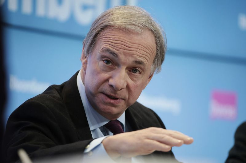 Ray Dalio's spiraling bond yields