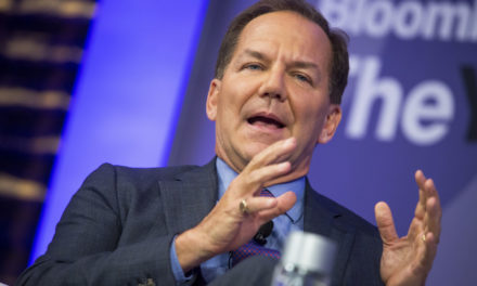 Paul Tudor Jones's downgrading of corporate credit