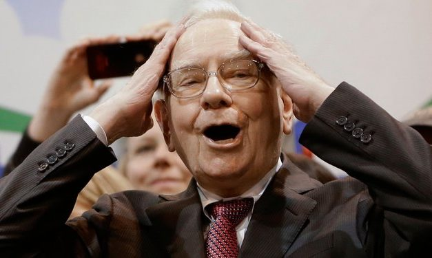 Warren Buffett past his prime