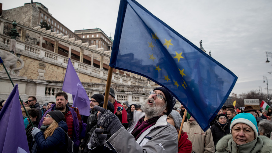 George Soros's EU resembles Soviet Union