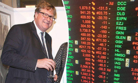 Crispin Odey's latest play