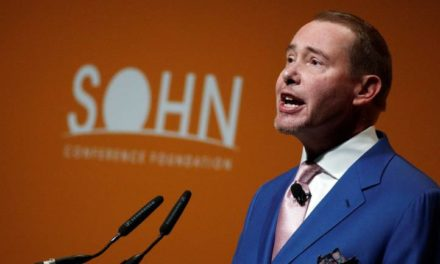 Jeff Gundlach's credit market warning
