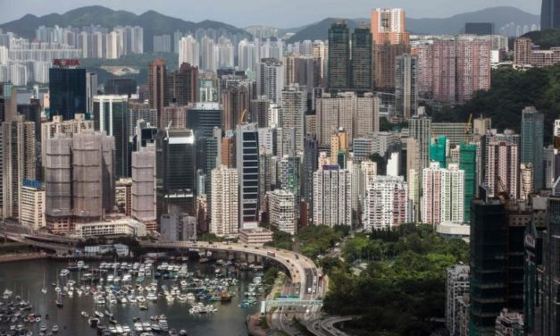 Kyle Bass's Hong Kong view
