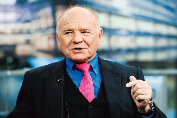 Marc Faber's outlook