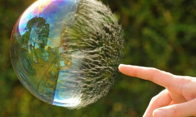 Peter Schiff's Fed's onetime bubble view
