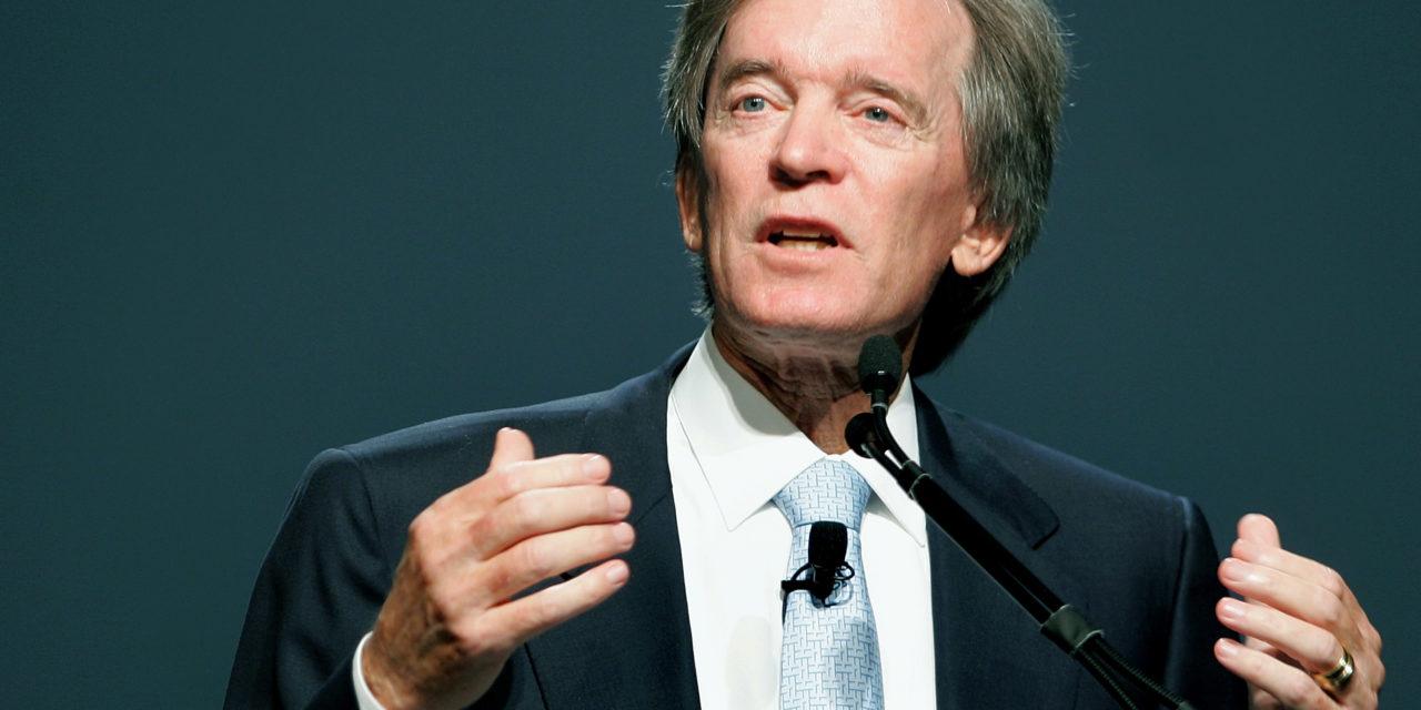 Bill Gross speaks frankly