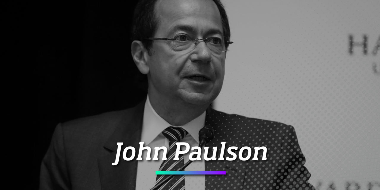 John Paulson closes his fund
